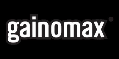 gainomax-logo b&w